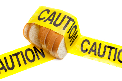 caution bread