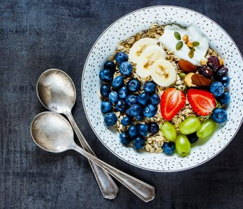 low calorie foods that fill you up - oatmeal