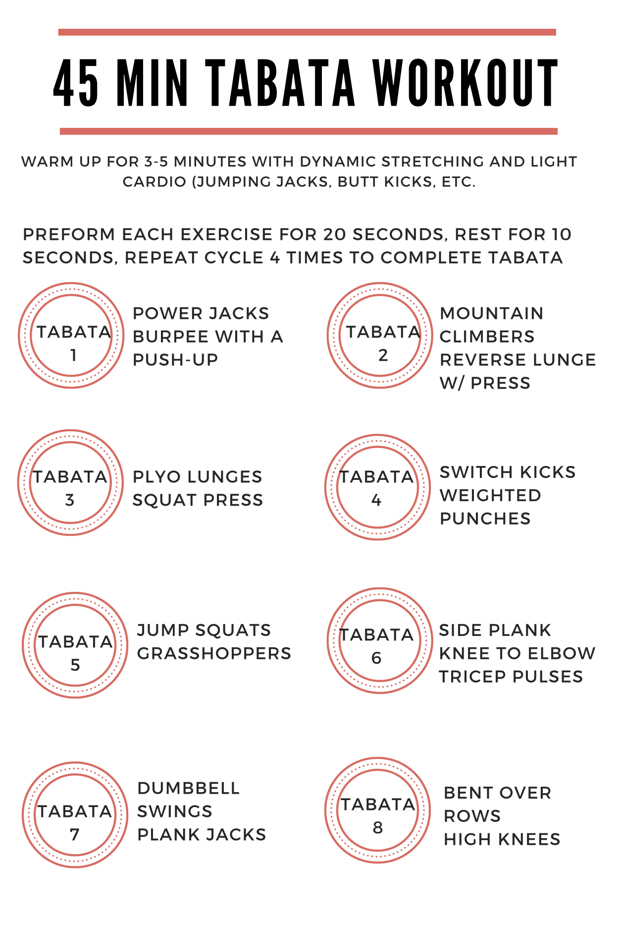 Circuit Training Tabata Hiit Confirm Tuesday Minutes Of Workouts Timers For And Are Included Exercise Hazy Dizzy